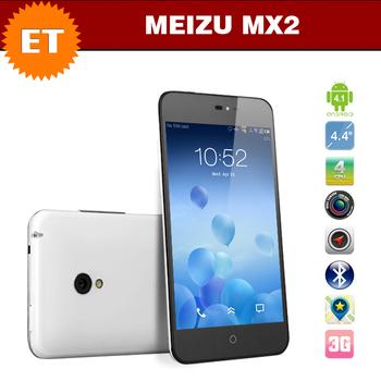 Original Meizu MX2 Quad core Smartphone 4.4 inch IPS Retina 1280x800px MX5S Quad Core 1.6GHz 2GB RAM 16GB WCDMA