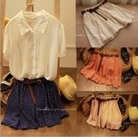 Free shipping skirts women 2013  saia shorts women Elastic skirts saias Mini skirt, chiffon skirts womens