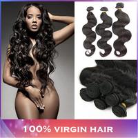 Brazilian Virgin Hair Body Wave 3pcs lot Grade 5A 100% Unprocessed Human Hair Modern Show Hair Cheap Brazilian Body Wave
