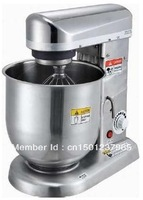 7L stainless steel heavy duty commercial dough mixer,100% guaranteed,No.1 quality in the world,shipping by DHL etc