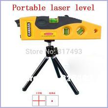 Níveis Cruz Multifuncionais Laser Line Nível de medição a laser Tool Com Tripé Linha Laser Medida Spirit Level Frete Grátis(China (Mainland))