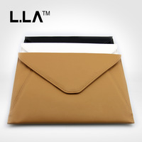 Wholesale 2014 New Brand Design Luxury Pu Leather Case Cover For iPad 4 3 2   Envelope Style Free Shipping With  Retail Package