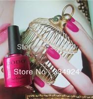 Free Shipping Nail Gel Polish Soak Off UV Gel Nail Glue 12Pcs/Lot (10pcs color gel+1pc base +1pc top coat) 180Colors Gel Polish