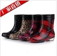 Женские ботинки topboots galochas botas