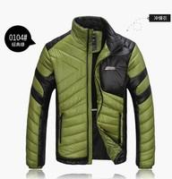 TU071209  NEW Outdoor coralfleece clothes fashion men sports coat Winter ,men's jacket free shipping