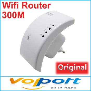 Original  802.11N/B/G Network  Repeater Range Expander 300M 2dBi Antennas Signal Boosters Wireless-N Wifi Router Repeater