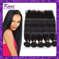 100% Human Indian Remy Hair Straight Weave 3 Bundles lot, Raw Unprocessed Indian Hair Virgin Free Shipping