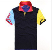 Free shipping Polo shirt men new 2013 brand polo shirts men polo shirts for men polo shirts for men 2013