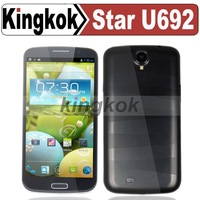 "Star U692 U658 6.5"" 1280x720 HD Screen Android Smart Phone with MTK6592 Octa Core CPU 2GB RAM 16GB ROM 8MP Camera"