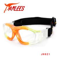 Panlees  Kids Glasses Sports Myopia Eyewear Handball Basketball Volleyball Racquetball Prescription Goggles Free Shipping