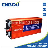 """""""Free shipping """"  pure sine wave inverter 2.5 kw 12v 110v off grid inverter"""