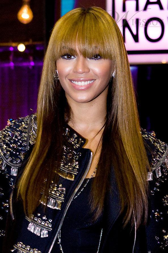 Ombre Weave With Chinese Bangs Free-shipping-beyonce-ombre- ...