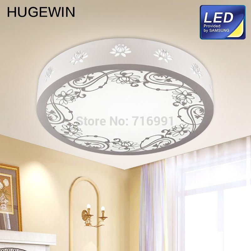 spedizione gratuita in legno lamp12w 6000k samsung chip led lampada da soffitto smd5630 hxd266 bello stile per camera da letto sala da pranzo