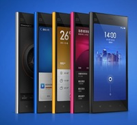 "2013 New Xiaomi MI3 M3 WCDMA phone Snapdragon 800 2.3G /  Tegra 4 1.8G Quad core ram 2G 1920*1080 5"" Gorilla Glass 13MP M3 MI3 1"