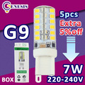 10pcs High Power SMD3014 3W 6W 12V G4 LED Lamp Replace 30W halogen lamp 360 Beam Angle LED Bulb lamp warranty  Free Shipping