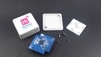 2014 NEW  HOT SALE iBeacon CC2541 TagBeacon near field localization bluetooth 4.0 module BLE CR2477 with Shell Freeshipping