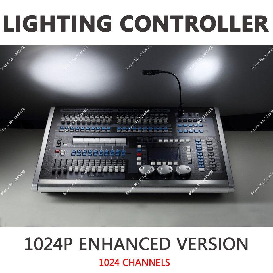 Nouveau 2014 dmx512/1990 standard 1024 éclairage de scène de la console