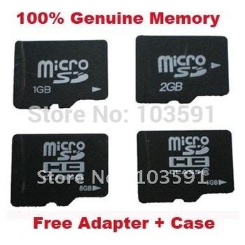 FREE SHIPPING 10pcs Wholesale Full Micro SD Card 2GB 4GB 8GB 16GB 32GB Real Capacity
