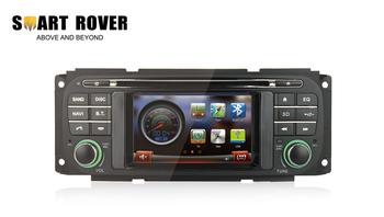 "4.3"" Car DVD GPS Navi Radio Headunit For DODGE DAKOTA CARAVAN DURANGO INTREPID VIPER RAM PICKUP, FREE Shipping+Map+Gift"