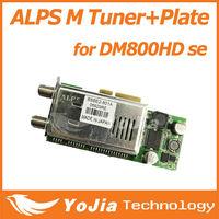 DM800se REV M DVB-2S ALPS M Tuner 801A for 800 HD 800HD DM800HD 800se DM800HD se Digital Satellite Receiver Free Shipping Post