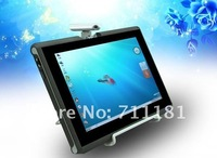 Hot 10.1 inch tablet pc N2600 Dual Core 4G+320GB/500GB/640GB phone call 3g/2g gsm sim card slot capacitive notebook windows 7/8