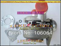 BV39 54399880030 54399880070 Turbo Turbocharger For NISSAN Qashqai Renault Modus Clio III Megane II Scenic II 2004- K9K 1.5L dCi