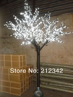 Free Shipping + LED Cherry Blossom Tree Light + Artificial Outdoor Christmas Light + 1,000pcs LEDs + 2m/6.5ft + Holiday Lighting