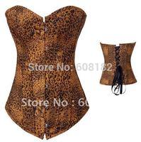 Women intimates  Sexy Lingerie Stain Corset Bustier Size S--XXL wholesale retail