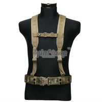 "WINFORCE TACTICAL GEAR / ""Blizzard"" Battle Suspender / 100% CORDURA / QUALITY GUARANTEED MILITARY AND OUTDOOR BELT"