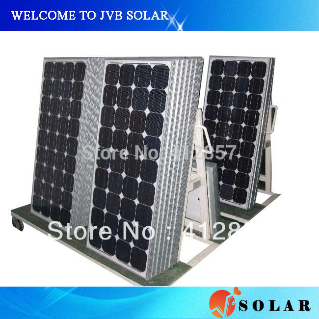 90w MONO solar photovoltaic module kits with 18V pv energy cell panels glass laminated for power system use with CE,TUV,CEC(China (Mainland))