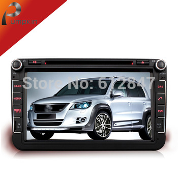 2 Din Car DVD GPS For VW Volkswagen Skoda Passat Golf 5 Tiguan Polo Sedan Touran Jetta Fabia Octavia Superb Radio Audio Styling