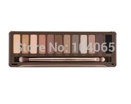 1pcs/lot New Makeup 12 Colours Eyeshadow palette !Free China Post Air shipping