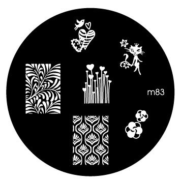 20 x DIY Nail Art Stamp Stamping Stainless Steel Image Plate Design Template topwin freeshipping