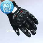 Free shipping !!! 3 Colors Motorcycle Bike full finger Protective gear Racing Gloves  SIZE:M/L/XL/XXL(China (Mainland))