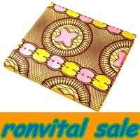 Hot Sale! Guaranteed Quanlity! Competitive Price! 6yards/lot  Item No.W020 Wholesale & Retail Dutch wax hollandais fabric