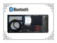 bluetooth!!!  plastic box 2013.2 LED OBD CONNECTOR NEW TCS scanner cdp pro plus ds150 new vci
