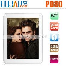 "Original 9.7"" Freelander PD80 Vogue IPS Tablet PC with Sams*ng Quad Core Chip 2G DDR3,16G flash Dual Camera Wifi Bluetooth HDMI(China (Mainland))"
