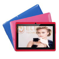 cheap 7 inch android 4.2 boxchip allwinner a23 dual core mid firmware 512M 4G Capacitive Screen Q88 q8 tab tablet pc