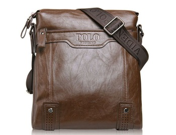 Designer Fashion Bag Men Male One Shoulder Vintage Ipad Messenger Bag MEN Soft Genuine Cow Leather Bags For Men Hot Sale NEW