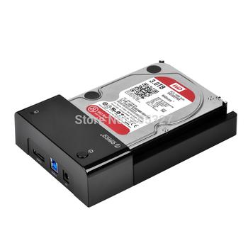 ORICO 6518SUS3 USB3.0/eSata 2.5''/3.5'' HDD Docking Station External Storage Enclosure
