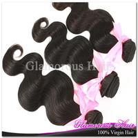 100% Virgin Brazilian Hair,Soft Natural Body Wave Hair 3pcs/lot