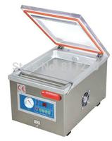 Vacuum packaging sealer aluminum bags sealing machine DZ-260 plastic package sealer food paper booking shrinking sealer packers