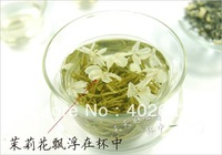 Promotion! Organic Jasmine Flower Tea, Green Tea 100g +Secret Gift+Free shipping The tea