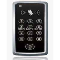 Free shipping+5 RFID tag  NEW RFID Proximity Door Access Control System      RFID/EM Keypad Access Control