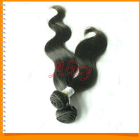 Luffy hair Queen hair products malaysian body wave,100% human virgin hair 1 piece lot,Grade 5A,unprocessed hair