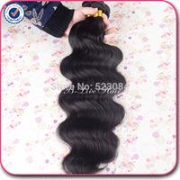 Kiss Queen hair products malaysian body wave virgin hair  3 pcs lot free shipping malaysian virgin hair remy human hair weave