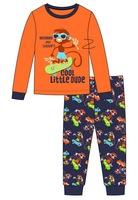Boy's Long Sleeves Pyjamas Set 100% Cotton Rib Fabric Nightwear Outfits, 6 Sizes/lot - JBPA02/JBPA06/JBPA11/JBPA12/JBPA13