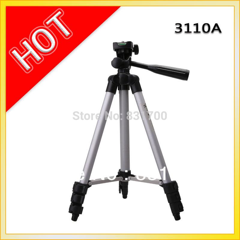 HOT SELL tripod 3110a wt digital camera card machine small camera photographic equipment for free shipping(China (Mainland))