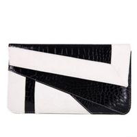 Promotion 2014 Fashion women bag rivet chain vintage envelope messenger bag women's day clutches handbag Wholesale