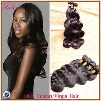 Brazilian Virgin Hair Body Wave 3/4 pc 8''-30'' Brazilian Body Wave Hair Extension Cheap Human Hair Weave Realove Brazilian Hair